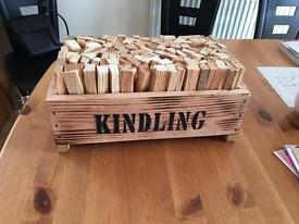 Bespoke kindling case