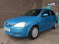 2004 VAUXHALL CORSA DESIGN 1.2 litre **APRIL 2018 MOT** AIR CONDITIONING **FSH**