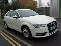 2013 AUDI A3 2.0 TDI MANUAL DIESEL, ULTRA LOW MILEAGE, CATD REPAIRED , 3 MONTHS WARRANTY