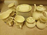 Royal Dolton English Fine Bone China Tea set