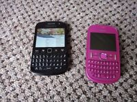 Blackberry 9720 & Nokia 201 (repairs)