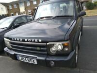 Landrover discovery td5 2004