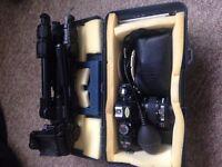 Nikon F501 Camera Kit