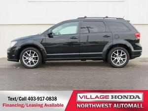 2013 Dodge Journey R/T Ralllye AWD | No Accidents | One Owner |