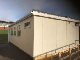 Mobile classroom building for sale. Choice of 8.