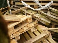 free wooden pallets (20 /30 pallets)