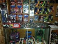 Vintage toys and Comic books in Arkona