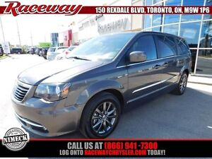 2015 Chrysler Town & Country S | NAVIGATION | DUAL DVD PLAYER |