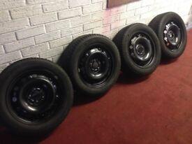 "Skoda Fabia 15"" wheels and tyres"
