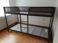 Ikea bunk bed TUFFING 90×200