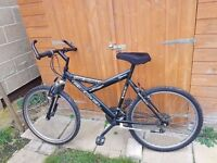 Gents Stealth Excel Mountain Cycle in good condition