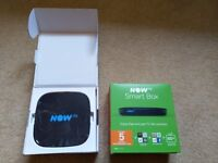 NOW TV Smart Box (Perfect, As-New Condition)