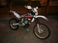 SOLD SOLD SOLD Husqvarna TE310 2012 enduro off road motorbike