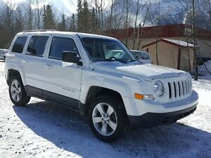 2011 Jeep Patriot North 4x4 Automatic Low Kms