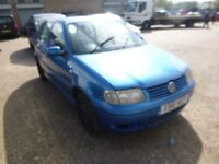 VOLKSWAGEN POLO - X561HEP - DIRECT FROM INS CO