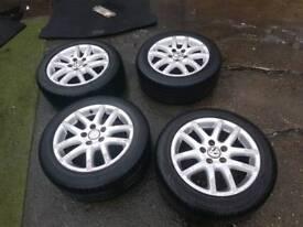 Golf mk5 .Passat alloy wheels