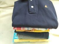 Boys clothes age 4-5 Brand New polo shirt + Gap polo shirt + shorts Only £5