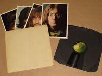 The Beatles, Rare Mono White Double Album + R&R