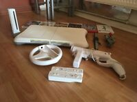 Nintendo Wii Combo Package Deal