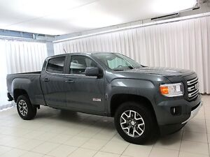 2015 GMC Canyon ALL TERRAIN CREW CAB 5PASS w/ HEATED SEATS AND B