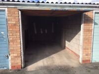 Private Garage Available to Rent in Minworth near to Sutton Coldfield/Walmley
