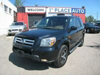 2006 Honda Pilot EX-L/ REDUCED!!/AWD/ LEATHER / DVD/ CERTIFIED