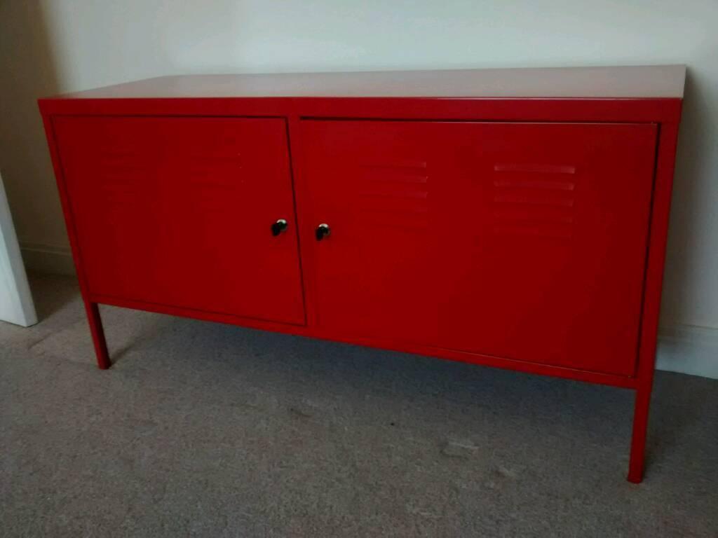 Ikea PS metal cabinet