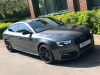 Audi A5 Black Edition Plus