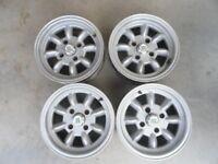 "13"" Minilites wheels"