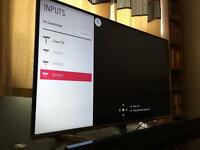 "LG 42"" Cinema 3D Smart tv"