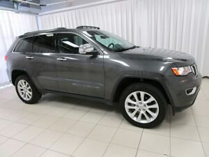2017 Jeep Grand Cherokee HURRY!! DON'T MISS OUT!! LIMITED 4X4 SU