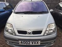 Renault Scenic MPV Automatic! MK 1 Facelift 1.6 16v Fidji 5dr Quick sale! Very cheap!