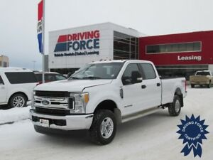 2017 Ford Super Duty F-350 SRW XL, 8 Ft Box, 6.7L Diesel, 4x4