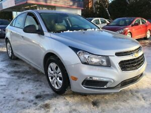 2016 Chevrolet Cruze *JAMAIS ACCIDENTÉ* GARANTIE GM COMPLETE