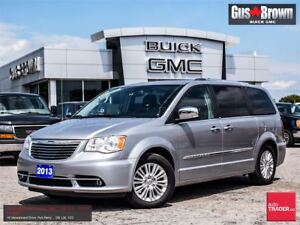 2013 Chrysler Town & Country Limited