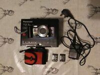 Panasonic Lumix T27 10MP camera