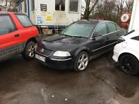Volkswagen Passat 1.9tdi 2005 For Breaking