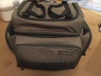 Korum roving ruck sack carp fishing & extras