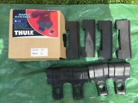 Miscellaneous Thule roof rack footpacks parts