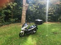 Honda Pcx scooter / moped ready for work part exchange possible for a manual bike