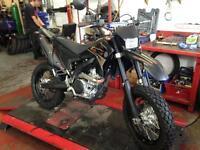 REDUCED WR250X 2009 mint scrambler enduro supermoto MX cafe racer bobber WR YZF IT XT CRF RMZ EXC