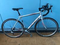 Superb Specialized road bike with full Shimano groupset