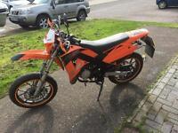 Rieju RRX 50cc motorbike