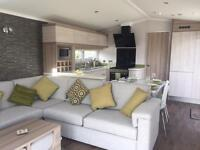 Luxury static caravan for sale Crantock Cornwall not Perranporth St Ives Padstow 1hr Exeter