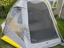 AIR TENT WITH PORCH