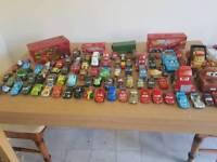Cars disney 100 cars joblot bundle