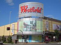 £100 Westfield voucher