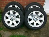"""16""""BMW Alloy Wheels"""