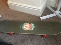 LFC SKATEBOARD FOR SALE **more on sale take a look*