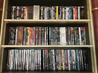DVD Movies, around 95 for sale